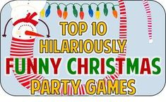 Hilarious Christmas party game ideas to add some fun and festivity to your holiday bash!
