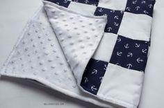 Baby Blanket, Patchwork Blanket, Baby Boy Blanket, Soft Minky, Patchwork Throw, Minky Blanket, Patchwork Quilt, Baby Patchwork Quilt  - pinned by pin4etsy.com