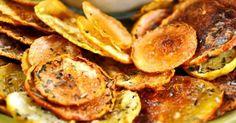 16 alternativas caseras y saludables para reemplazar las papitas fritas en el picoteo