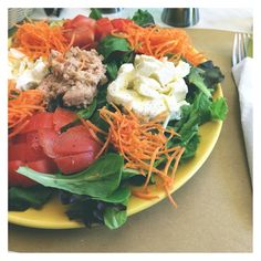A tasty classic salad