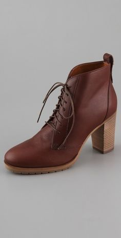 high-heel booties - made-well
