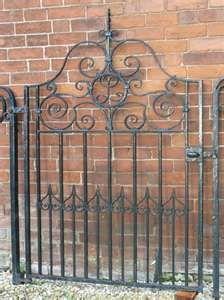 love antique garden gates