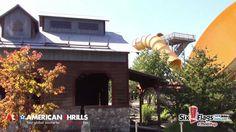 The Joker At Six Flags New England HD Construction Update 9/18/16