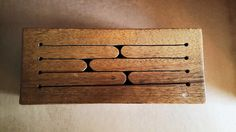 Six Tone Wooden Slit Tongue Drum Percussion Musical Instrument Box by TimelessArtLLC on Etsy