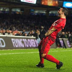 Toronto FC's Sebastian Giovinco was named to the MLS Best XI on Monday after being controversially left out of the MVP finalists last month. Toronto Fc, Major League Soccer, In This House We, Final Four, Champions League, Espn, Finals, Football, Sports