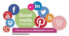 Lesprogramma 'Mediawijsheid in het mbo' te vinden op: http://www.socialmediainhetmbo.nl