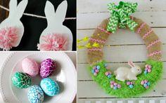 14 idées bricolage pour décorer votre maison à Pâques