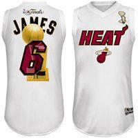How many points will Lebron James score tonight? #NBAFinals Lebron James Nba Finals, Nba Miami Heat, Lebron James Miami Heat, Nba Merchandise, Nba Store, Nhl Jerseys, Nba Playoffs, Champion Tops, Heat Fan
