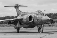 https://flic.kr/p/rXcdda | Buccaneer XW544 | The Blackburn Buccaneer was a British low-level subsonic strike aircraft that served with the Royal Navy (RN) and later the Royal Air Force (RAF), retiring from service in 1994. Designed and initially produced by Blackburn Aircraft at Brough, it was later known as the Hawker Siddeley Buccaneer when Blackburn became a part of the Hawker Siddeley group. The Royal Navy originally procured the Buccaneer as a naval strike aircraft capable of operating…