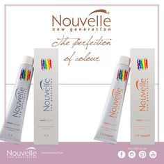 A like… for the new Nouvelle color pack! / Un like… per la nuova confezione del colore Nouvelle! #hair #hairstyle #haircolour #haircolor #fashion #style #longhair #curly #straight #black #brown #red #blonde #hairfashion #coolhair #bauty #nouvellecolor #hsacosmetics #silkycolor