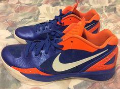 Nike zoom hyperdunk Size 12 Men Shoes blue-white orange Linsanity 487638-418 #Nike #AthleticSneakers