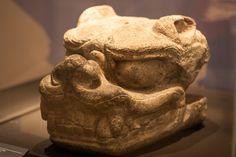 https://flic.kr/p/JtgdFV | 용머리 : Stone Dragon Head Statue | 한반도 북쪽에 위치했던 발해의 매력을 알려주는 조각상 중 하나인 발해 돌 용머리.