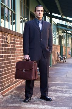 The Bella Russo Triple Compartment Laptop Briefcase is a larger version of our popular Bella Russo Double Compartment. Fashion meets functionality with this finely crafted briefcase. Designed in a traditional briefcase style, this bag exudes elegance, class, and fashion and it is the epitome of Italian leather craftsmanship. Featuring three compartments with several organizational pouches, compartments and zippered pockets this multi-functional briefcase is the perfect choice for anyone…
