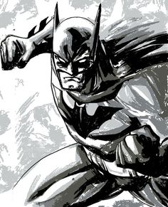 30+ Incredibly Awesome Batman Artworks - Love these!!!!