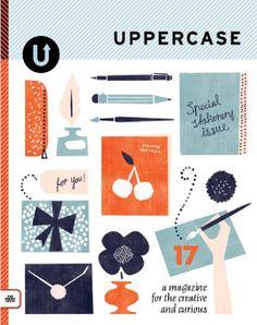 UPPERCASE magazine #17 by Janine Vangool - issuu
