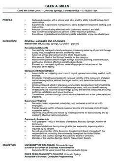 your catering manager resume must be impressive to make