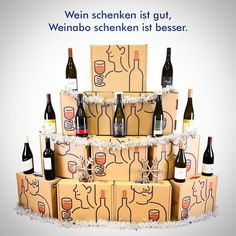 Geschenksuche vorzeitig beenden! ;) Corks, Wine