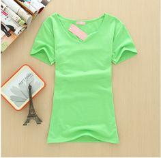 2014 New Fashion Vintage Spring Summer Digital Printing Women's Short Sleeve T-shirt Diverse Styles Cotton Printed Tee T Shirts