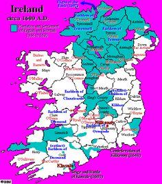 irish plantations - Google Search