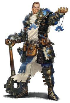 dungeons and dragons cleric - Google Search