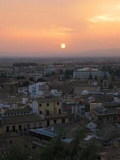 Dale limosna, mujer, que no hay en la vida nada como la pena de ser ciego en Granada