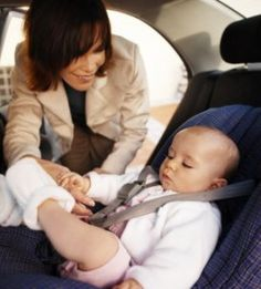 Tips on How to Use a Child Safety Seat.