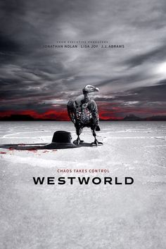 Westworld S2 Poster