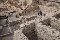 A 2,000-Year-Old Greek Fortress Has Been Unearthed in Jerusalem ~ The fort played a role in the Jewish revolts that inspired Hanukkah