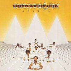 Earth, Wind & Fire - Spirit (Vinyl, LP, Album) at Discogs