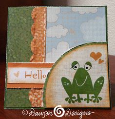close to my heart cards - Bing Images