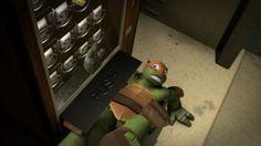 Teenage Mutant Ninja Turtles: 'Pizzarrito'