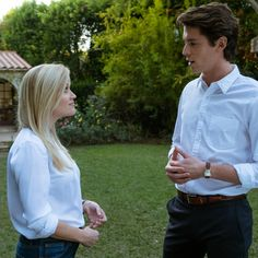 Reese Witherspoon and Pico Alexander star in the romantic comedy from producer Nancy Meyers. | Home Again | In theaters September 8