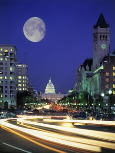 Capital Building, Washington, DC by Terry Why. Print from Art.com, $29.99.