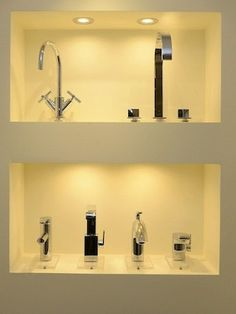 Sanitary Display Images Google Search Showroom Pinterest