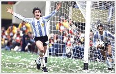 Mario Kempes, Argentina 1978