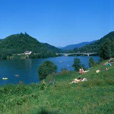 Ruzin Lake