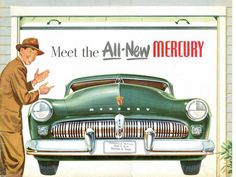 Vintage Car Ads -