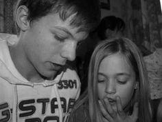 Young Louis and Lottie. AWWWWWWWWWWWWWWWWWWWWWWWWWWWWWWWWWWWWWWWWWWWWWWWWWWWWWWWWWWWWWWWWWWWWWWWWWWWWWWWWWWWWWWWWWWWWWWWWWWWWWWWWWWW.