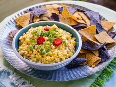 Food network recipes 124060164721901774 - Trisha Yearwood's Creamy Corn and Chile Dip Recipe from Food Network Source by Corn Dip Recipes, Appetizer Recipes, Appetizer Ideas, Fun Appetizers, Trisha's Southern Kitchen, Southern Dishes, Hot Corn Dip, Food Network Recipes, Cooking Recipes