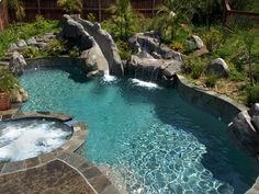 Mission Pools Custom Residential Swimming Pools