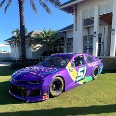 2021 #51 Rick Ware Racing paint schemes Racing News, Nascar Racing, Nascar Heat, Nascar Season, Military Salute, Classic Race Cars, Bmw 4, Daytona International Speedway, Daytona 500