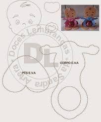 Resultado de imagen para moldes de invitaciones de baby shower para imprimir