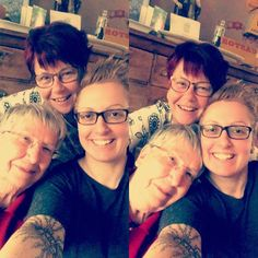 # #granny #nonna #mama #daughter #grandaughter #glasses #nevergiveup #coloured #believingyourself #loveyou4e
