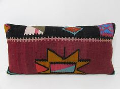 12x24 embellishing kilim pillow crochet door DECOLICKILIMPILLOWS