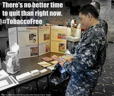 Tobacco is the #1 cause of preventable death in U.S. Stand out, speak up & seize control against Big Tobacco!