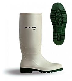 B-Dri Budget Wellington Boot in White | UK 5 - http://on-line-kaufen.de/b-dri/uk-5-b-dri-budget-wellington-boot-in-white