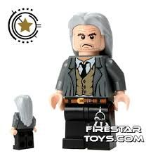 Lucius Malfoy - Harry Potter lego