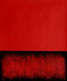 mark rothko untitled red and black paintings