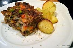 Chiftea coapta cu legume (10)