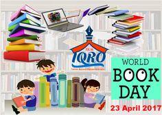 TBM Iqro: Hari Buku Sedunia atau World Book Day